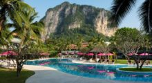 stunning outdoor swimming pool-aonang villa resort-beach-resort-krabi-thailand